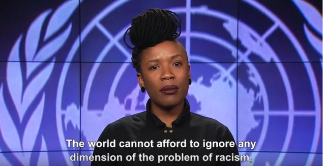 Tendayi Achiume - UN Special Rapporteur - Britain UK racism Brexit
