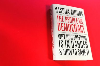 Yascha Mounk - The People vs Democracy - book review