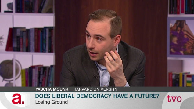 Yascha Mounk - The People vs Democracy - does liberal democracy have a future