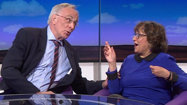 Yasmin Alibhai Brown - Brexit - Mental Health - The edge of mental illness and madness