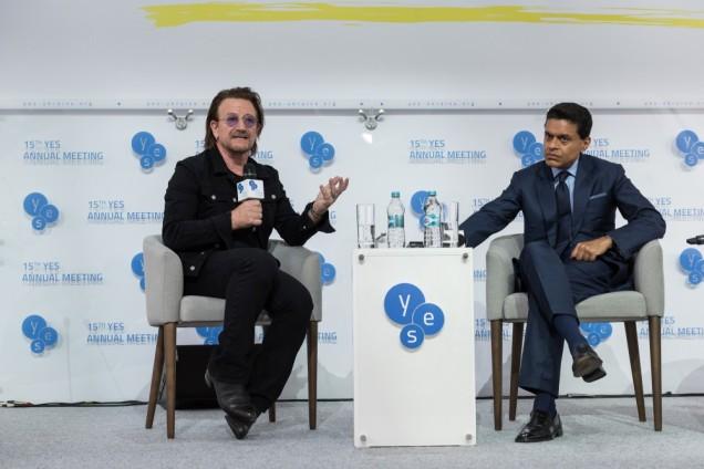Fareed Zakaria - U2 Bono - populism Europe - Kiev