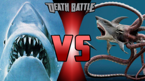 Jaws vs Sharktopus