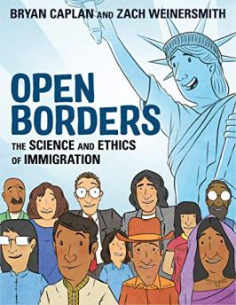 Open Borders book