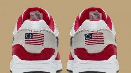 Nike Betsy Ross American Flag - Colin Kaepernick